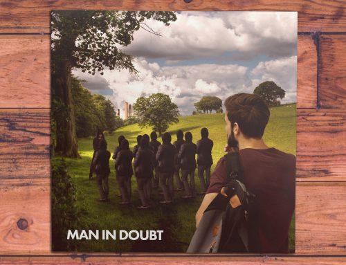 Cover Art – Man In Doubt
