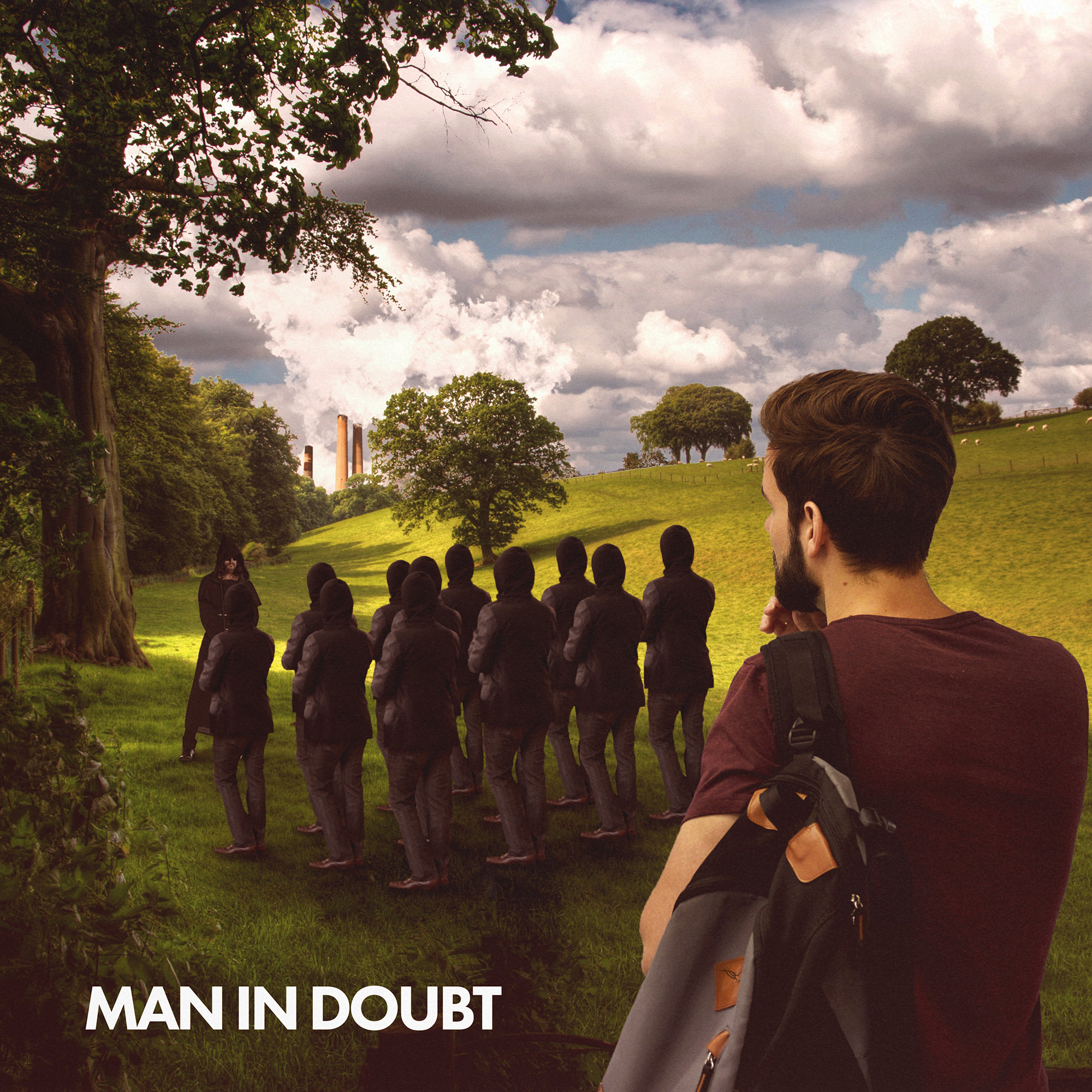 Cover Art Man In Doubt Few Dollars More
