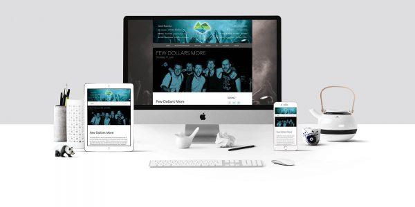 Design av profil og nettsider for Bragernesfestivalen
