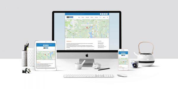 Design av bedriftsidentitet og nettsider for TEK Electric