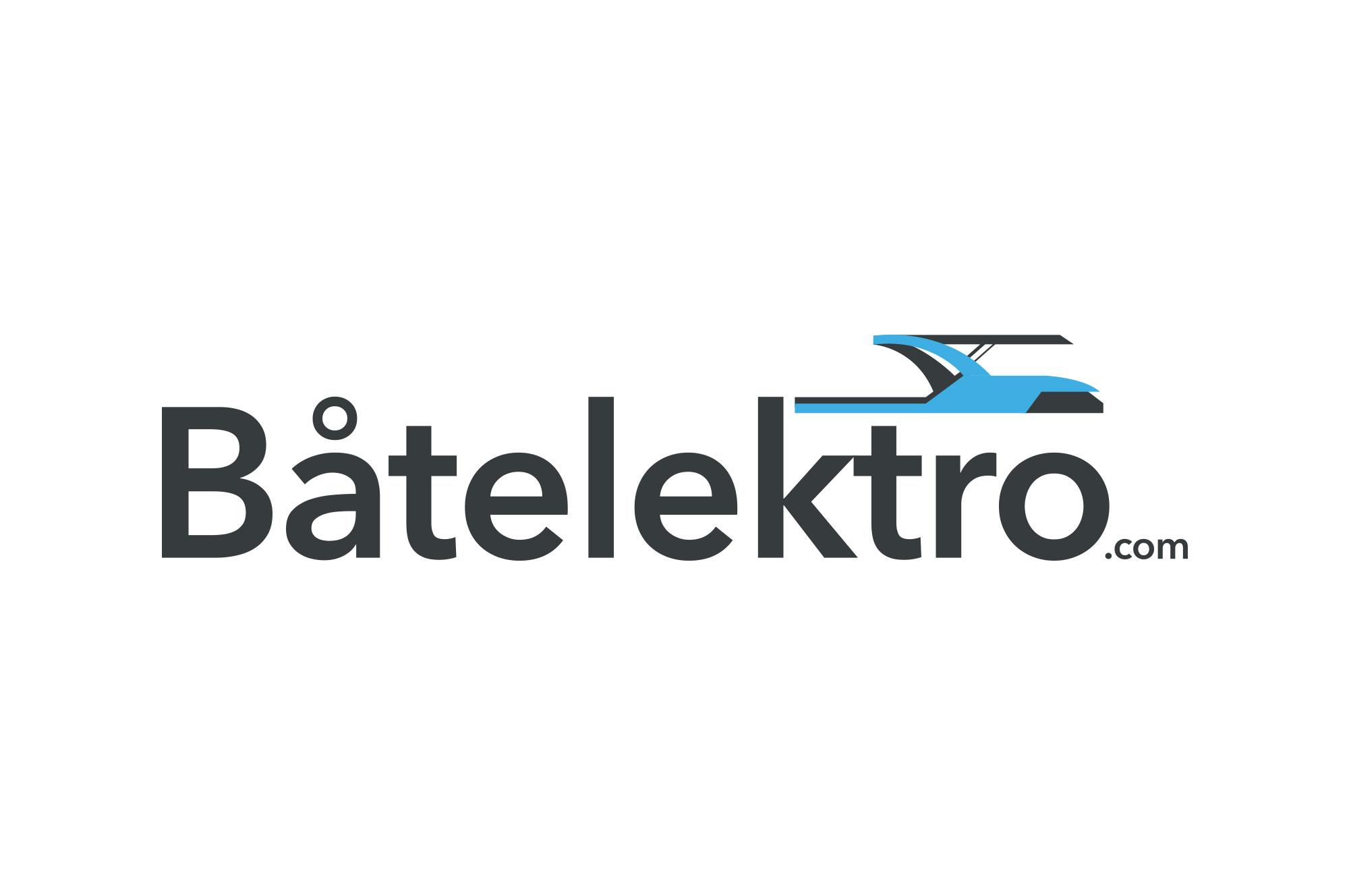 Logo Nettside Båtelektro