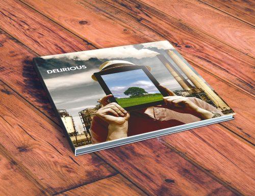 Cover Art – Delirious