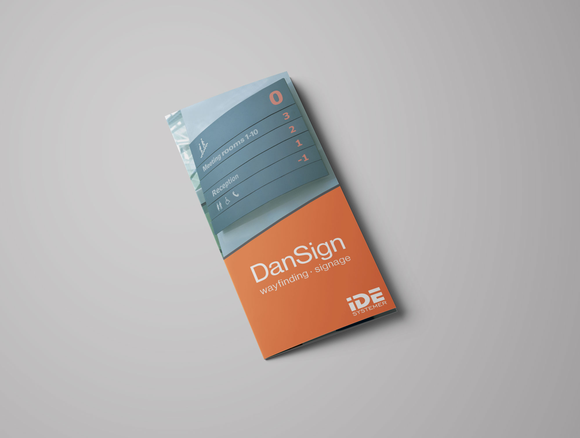 Brosjyre IDE Systemer Folder