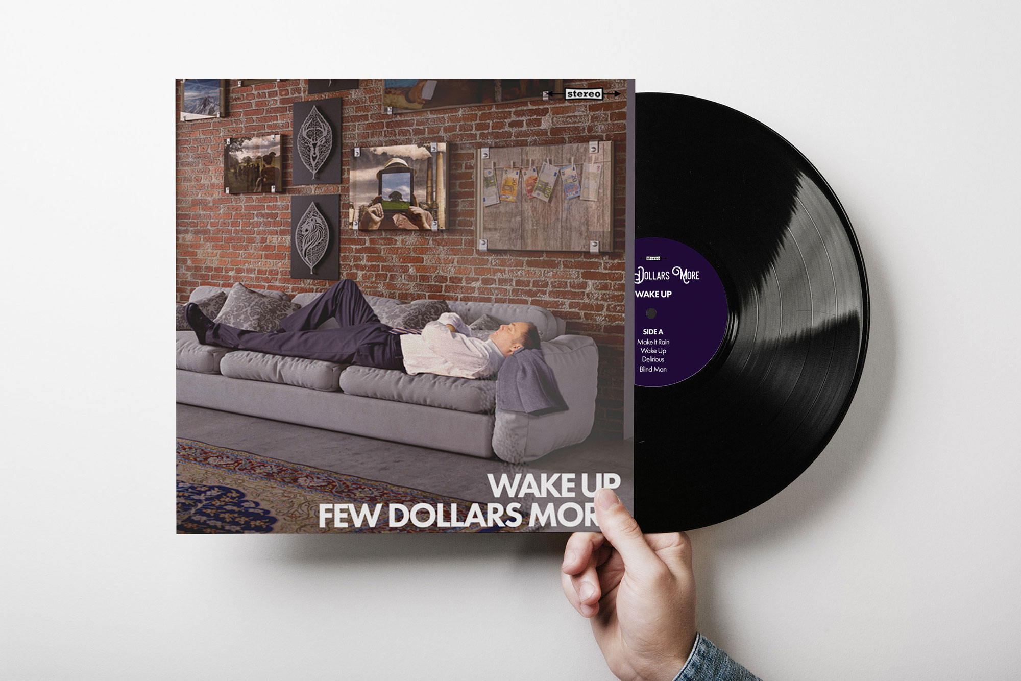 Cover Art Wake Up Few Dollars More