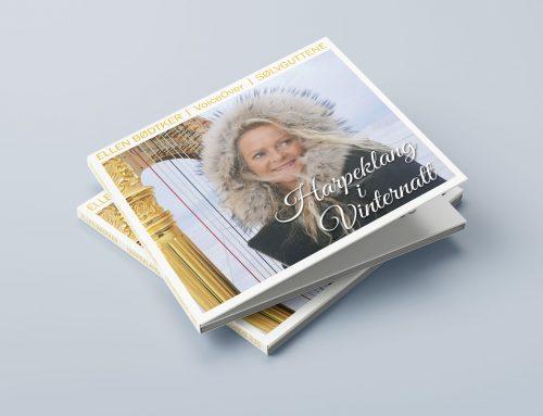 Ellen Bødtker – Album Cover