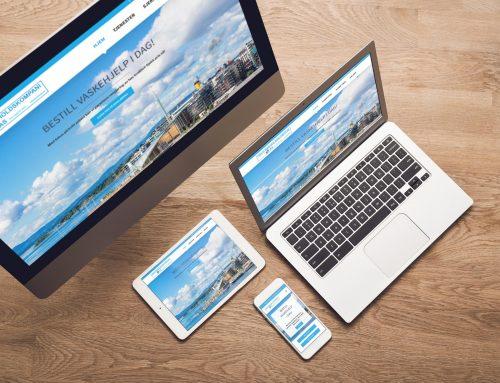 Oslo Renholdskompani – Nettside
