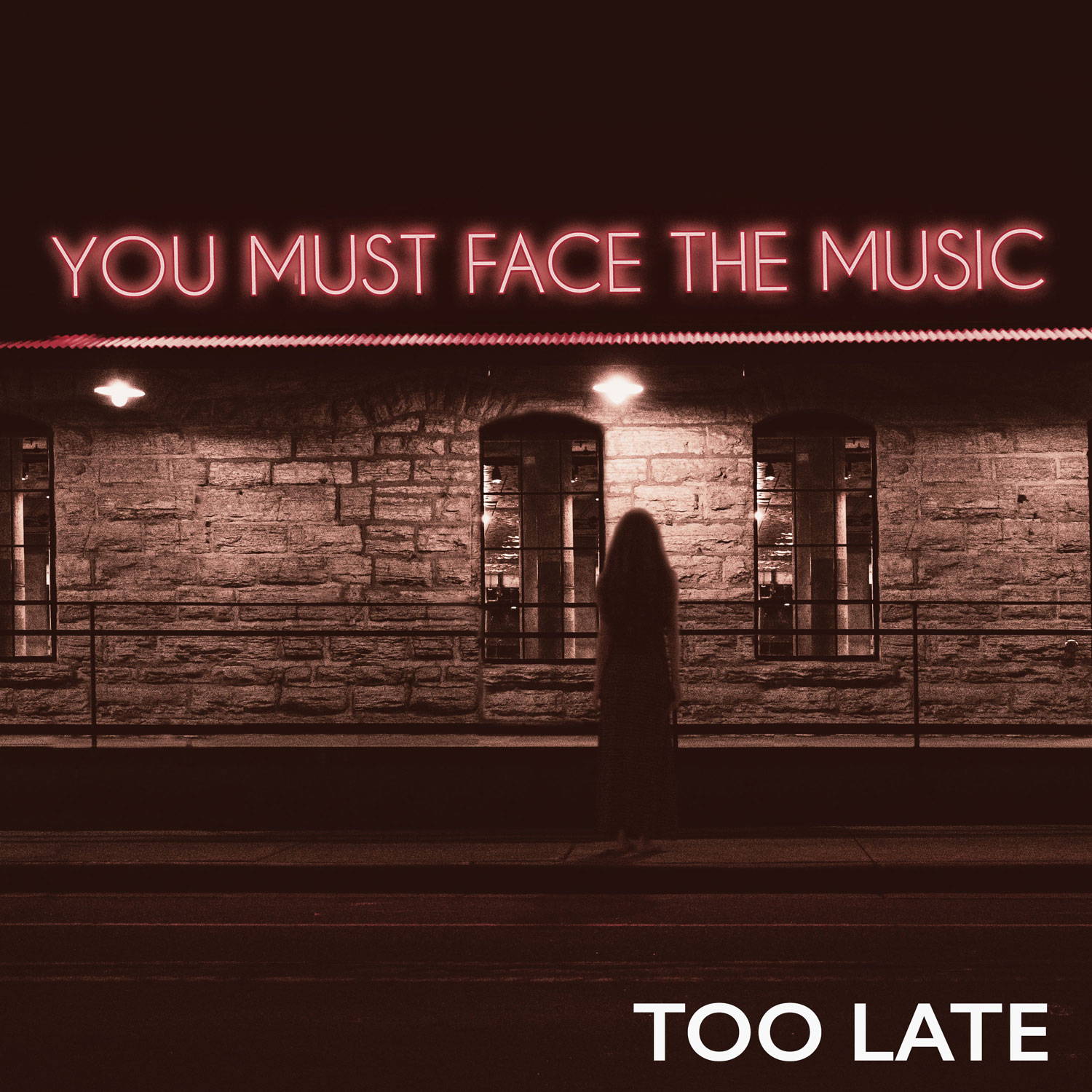 Few Dollars More - Too Late - Cover art